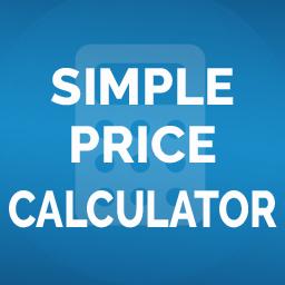 Simple Price Calculator(Basic)