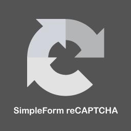 SimpleForm reCAPTCHA