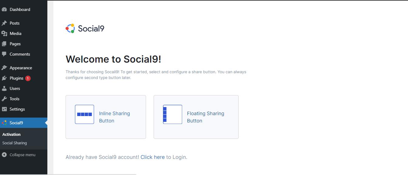Open Social Share — WordPress Plugins