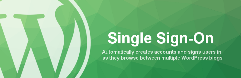 Single Sign-On – Professional SSO solution for WordPress