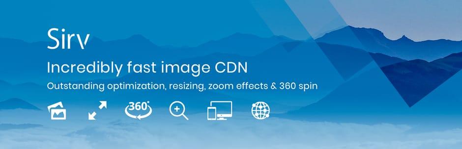 Image Optimizer, Resizer and CDN – Sirv
