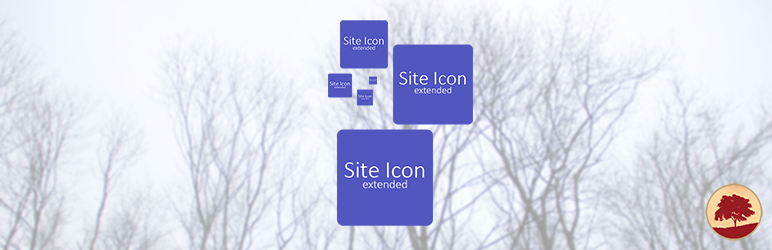 Site Icon Extended Banner