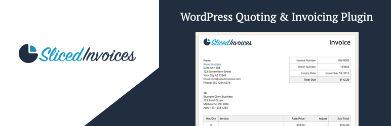 sliced invoices wordpress invoice plugin wordpressorg