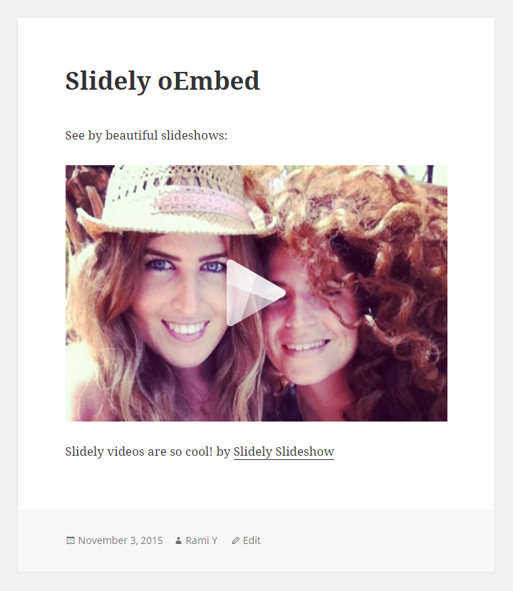 slidely-slideshows-embed screenshot 3