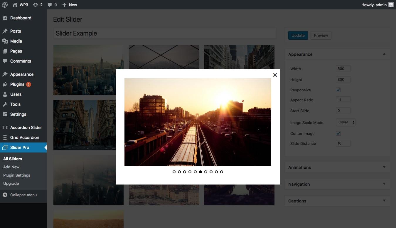 Slider Pro – WordPress plugin | WordPress org