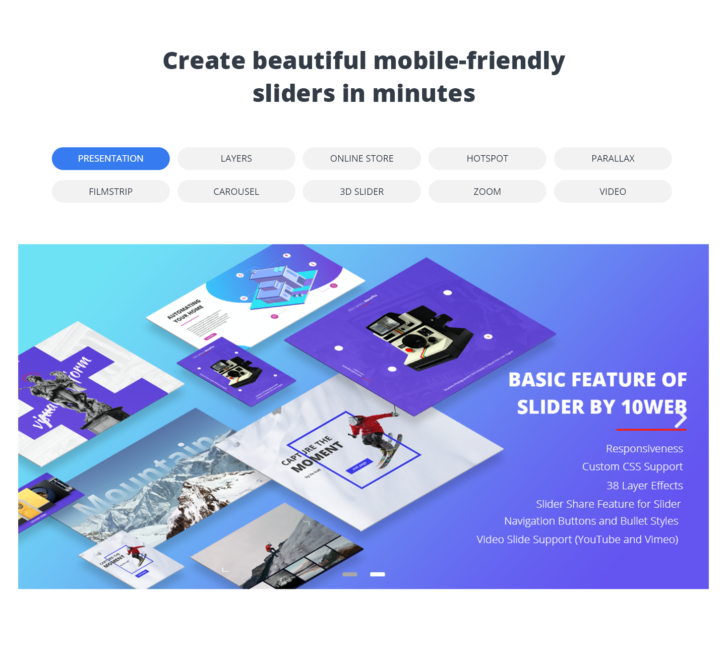 Slider by 10Web - Slider 1