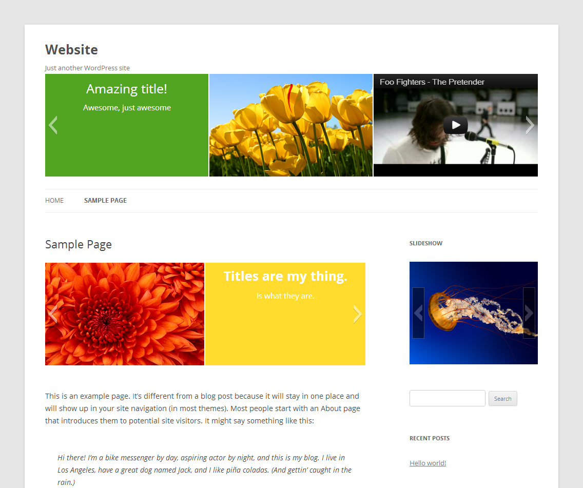 slideshow-jquery-image-gallery screenshot 1