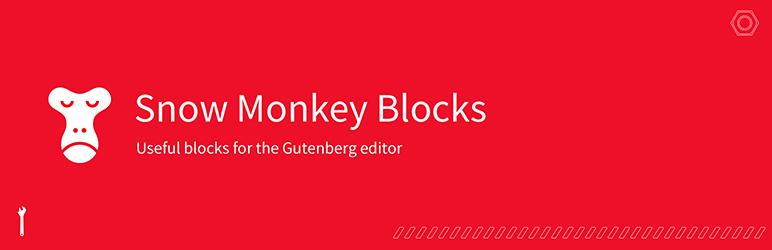 Snow Monkey Blocks