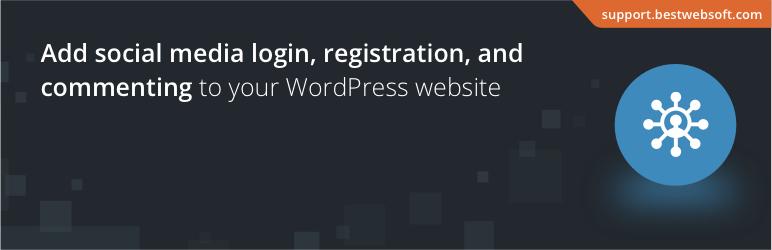 Social Login by BestWebSoft