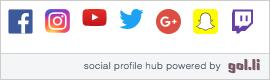 gol.li social media widget