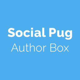Social Pug: Author Box