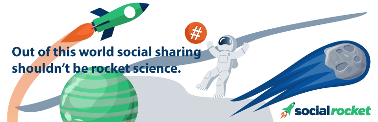 Social Rocket – Social Sharing Plugin
