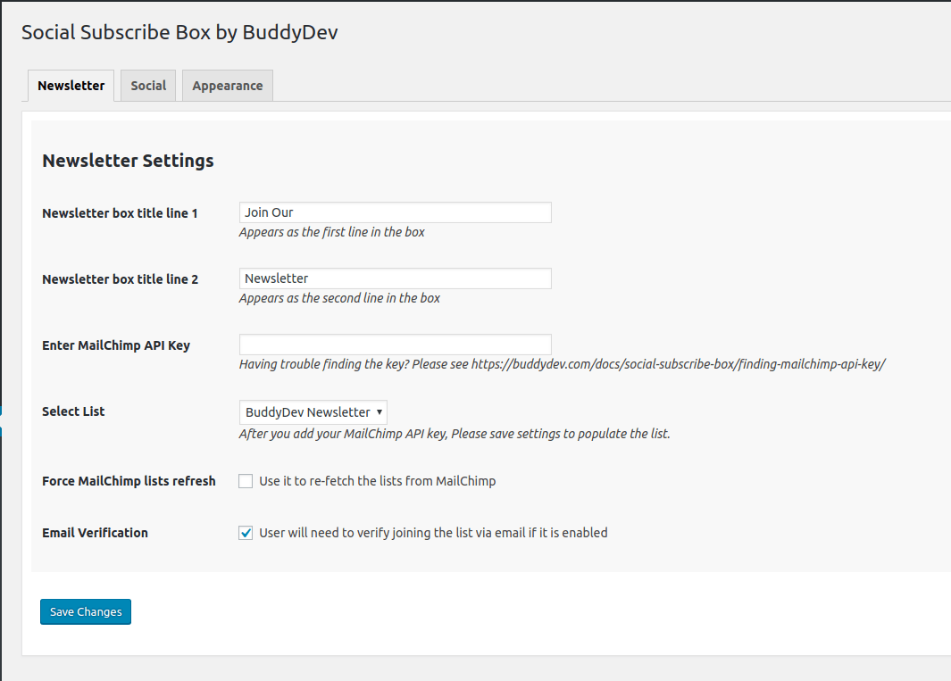 social subscribe box settings for newsletter screenshot-2.png