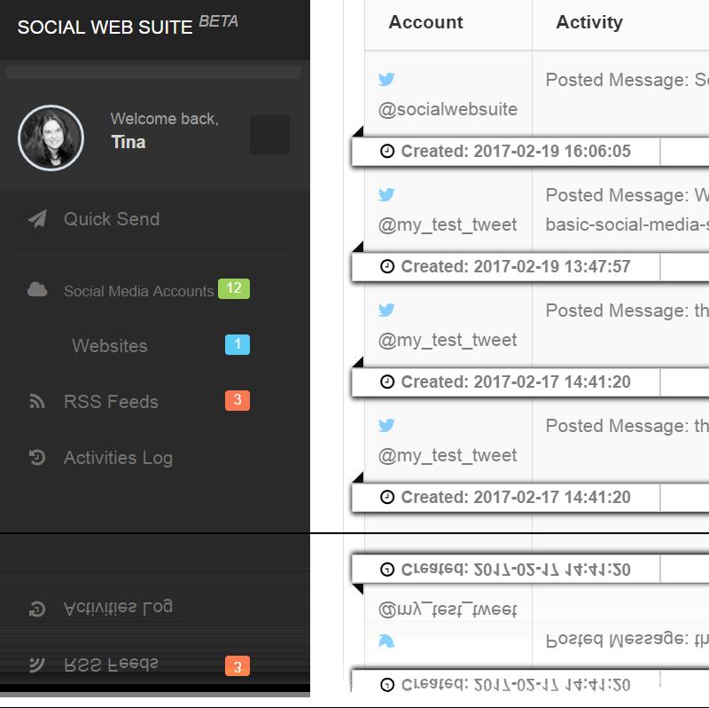 custom message templates