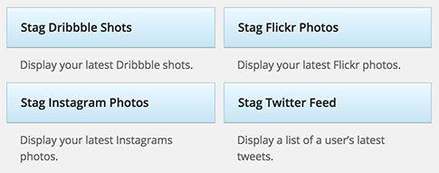 StagTools – WordPress plugin   WordPress org