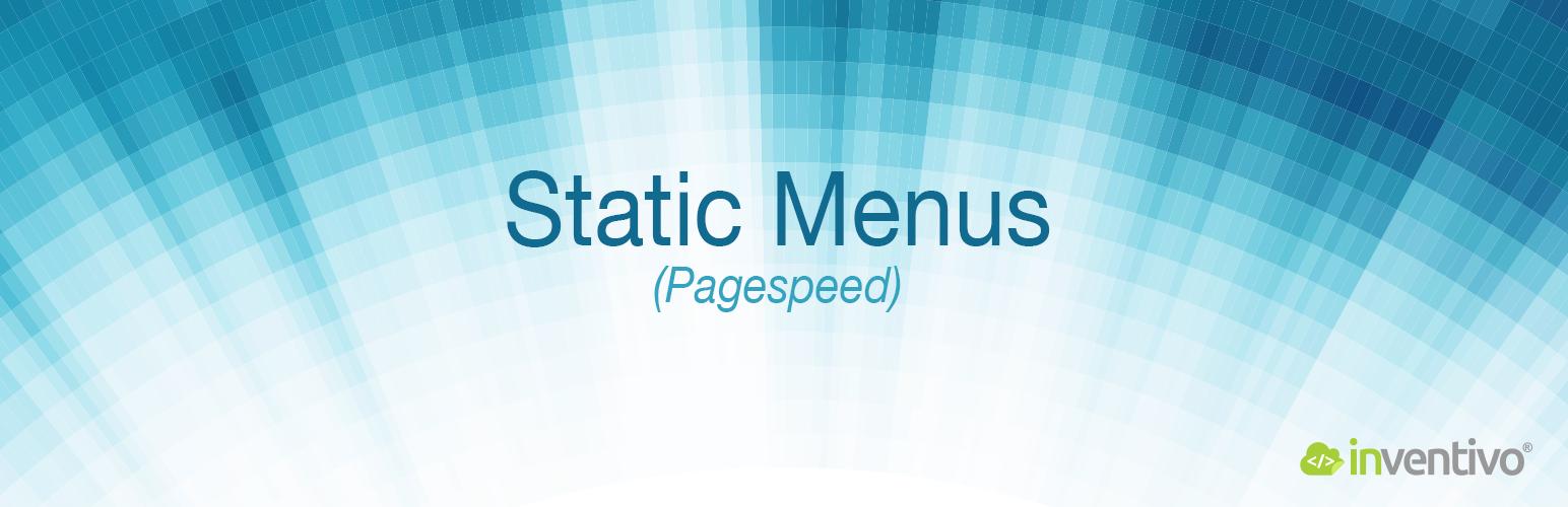 Static menus | inventivo