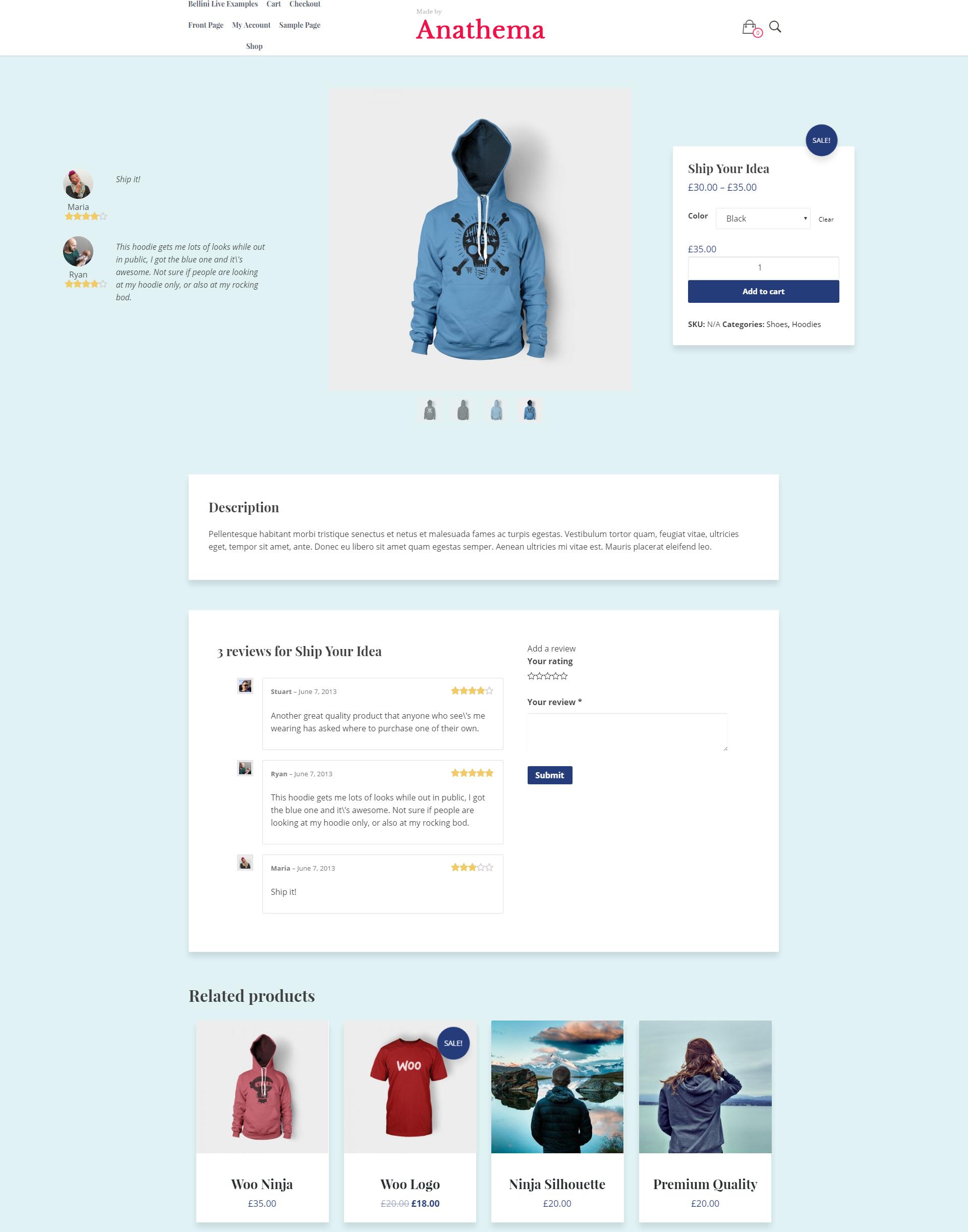 Storefront Design Customizer