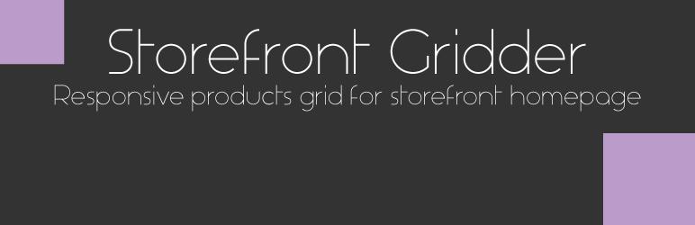 Storefront Gridder