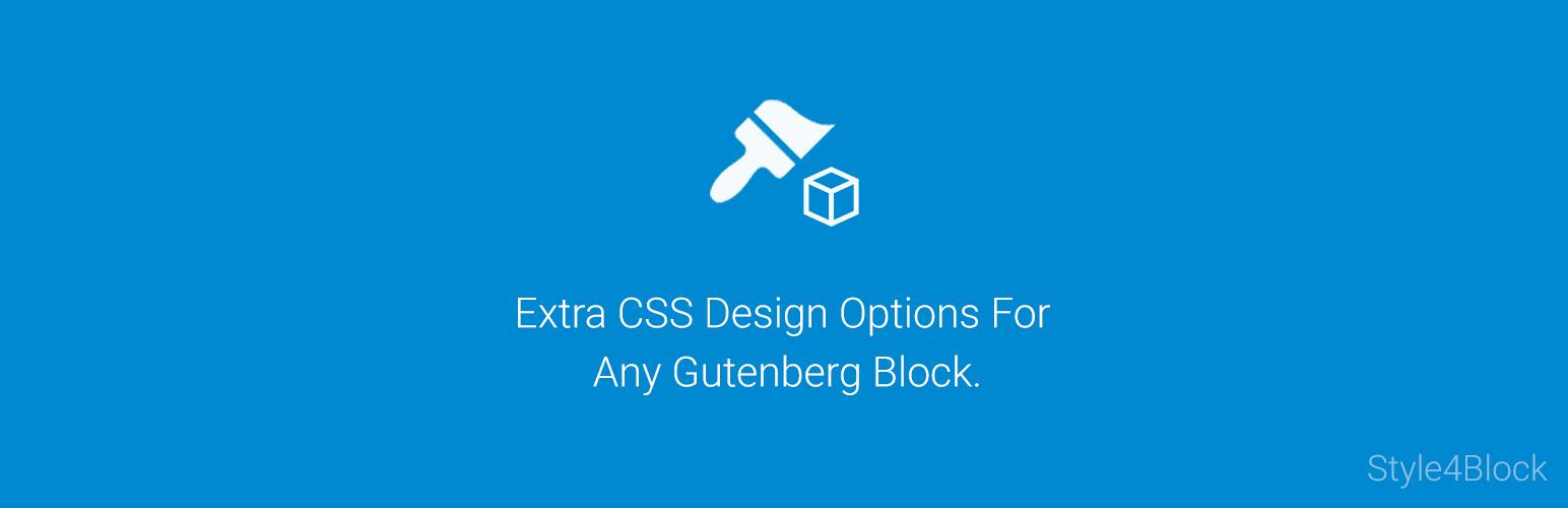 Custom CSS For Gutenberg Blocks