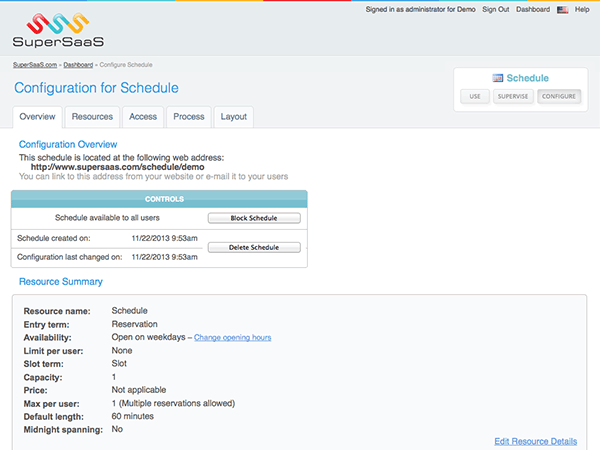 supersaas-appointment-scheduling screenshot 3