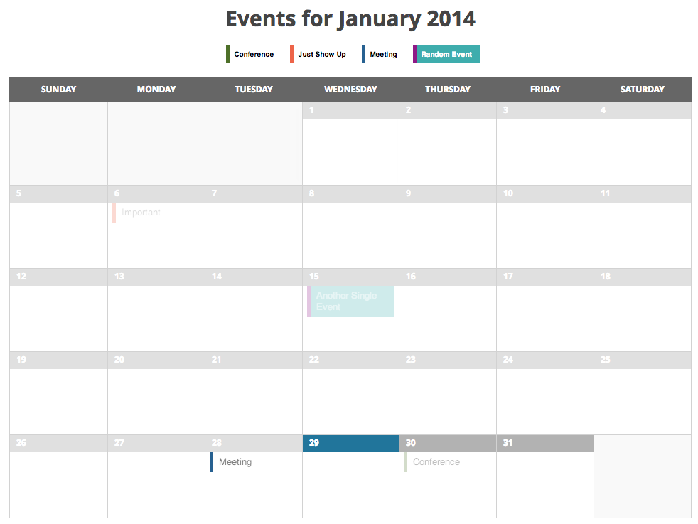 the events calendar category colors wordpress org