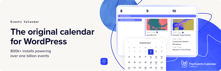 Add an Events Calendar to WordPress Website (In 4 Simple Steps)