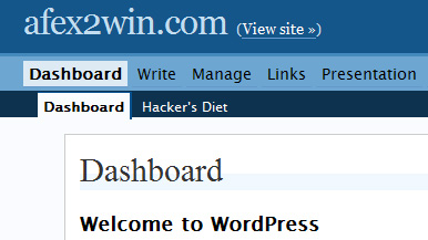 Dashboard integration