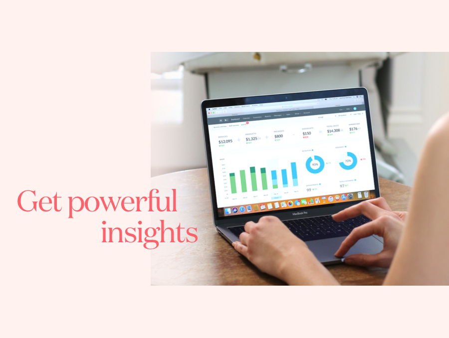 <p>Manage your business: Marketing, Point of Sale, Reports</p>
