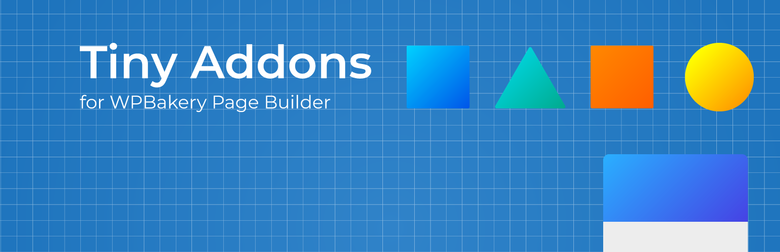 Tiny Addons for WPBakery Page Builder