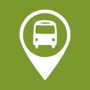 Transport and Business Locator logo
