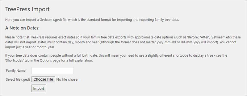 Import data (Premium version)