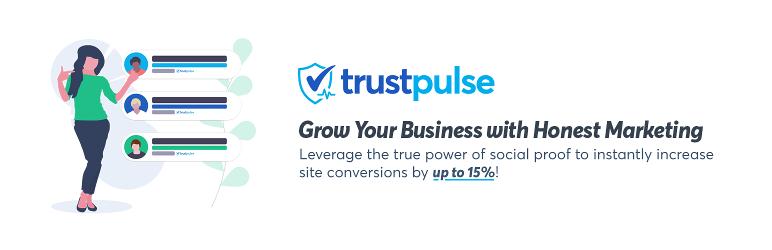 FOMO & Social Proof Notifications by TrustPulse – Best WordPress FOMO Plugin