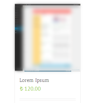 turkish-liras-currency-for-woocommerce screenshot 1
