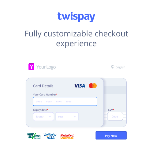 Twispay Credit Card Payments
