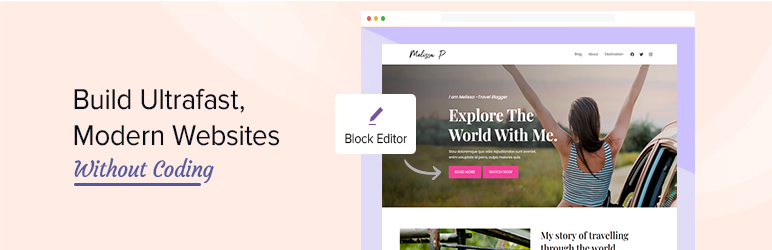 Gutenberg Blocks – Ultimate Addons for Gutenberg