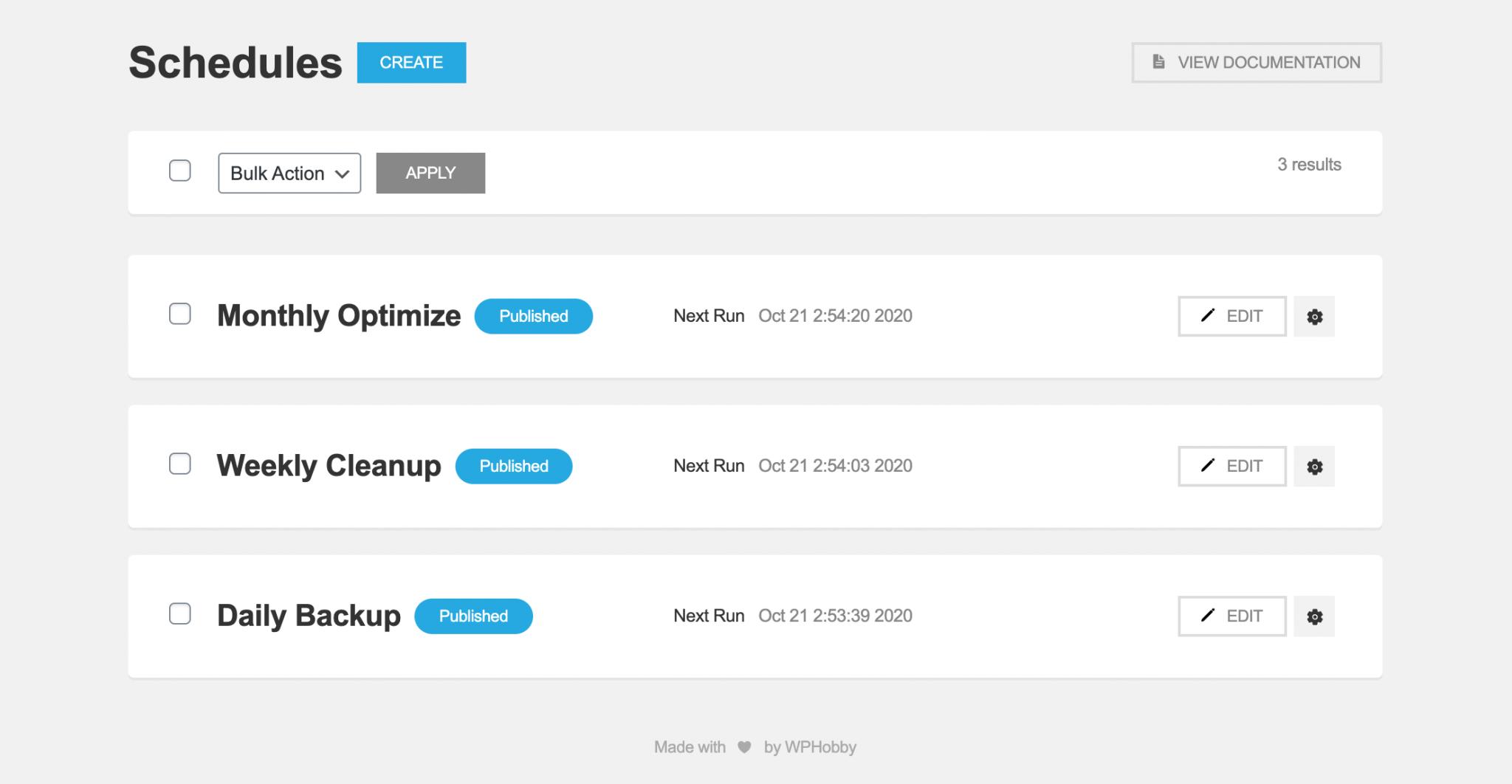 Ultimate DB Manager – WordPress Database Backup, Cleanup & Optimize