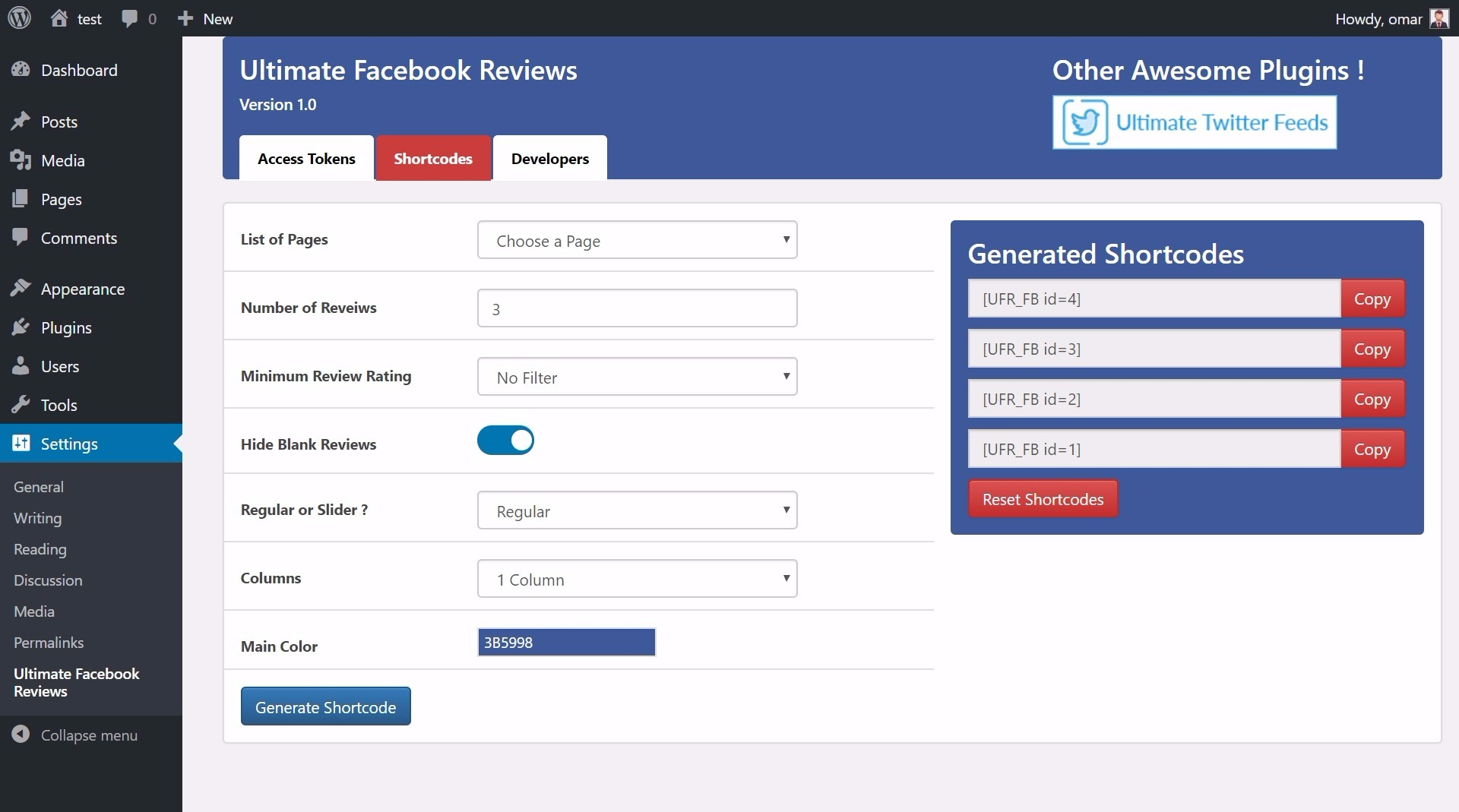 Ultimate Reviews For Facebook