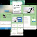 Landing Page Builder – Free Landing Page Templates logo