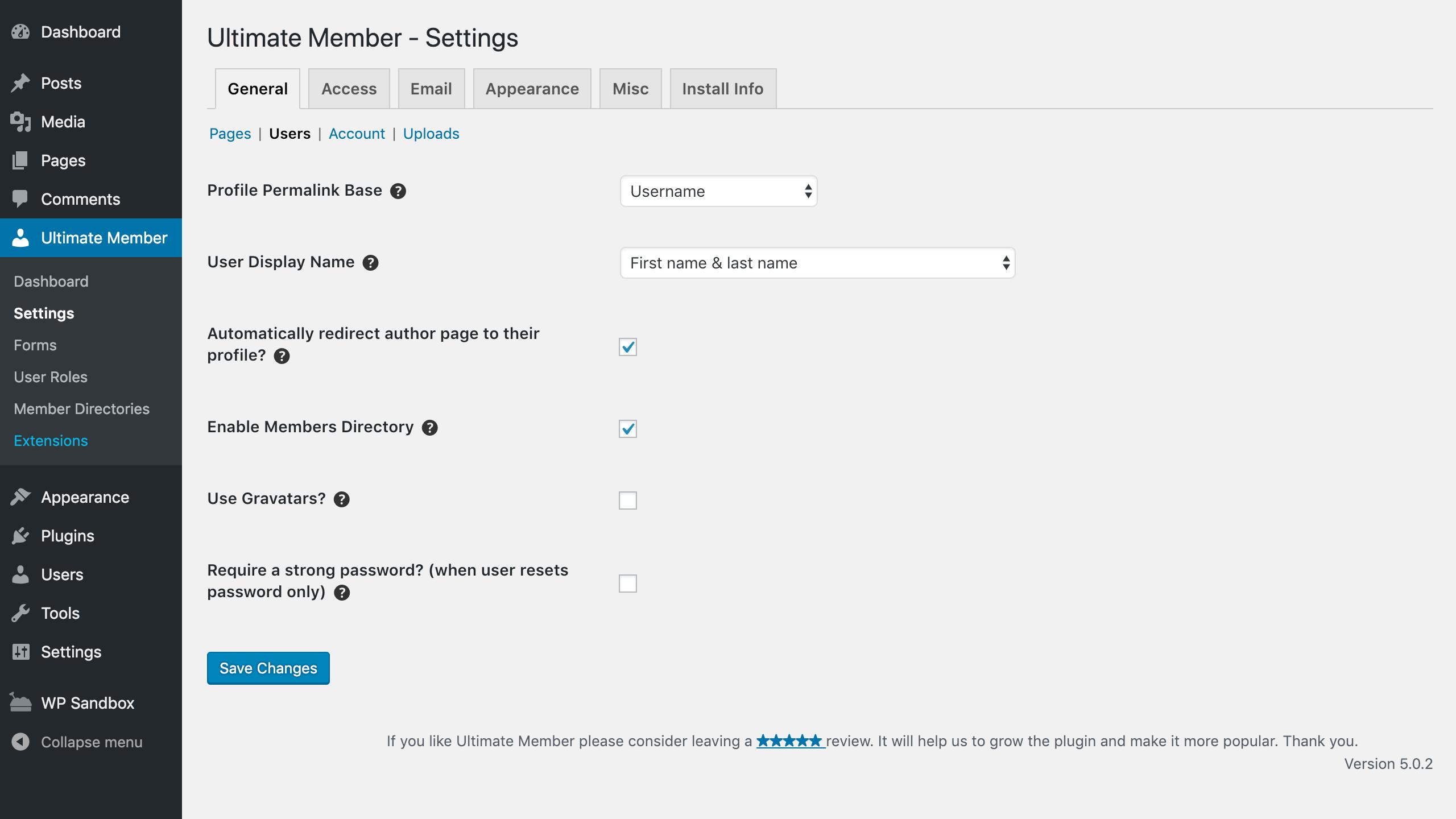 ultimate member user profile membership plugin wordpress org