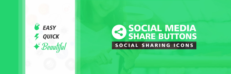 Social Media Share Buttons & Social Sharing Icons (Ultimate Sharing)