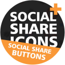 Social Share Icons & Social Share Buttons logo