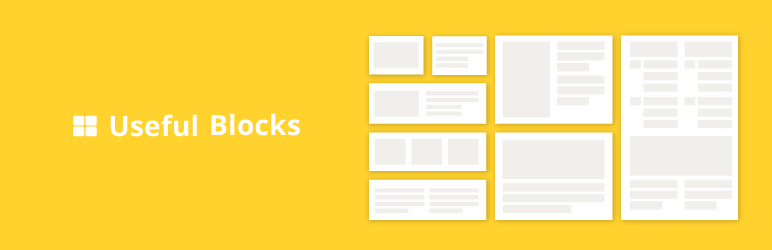 Useful Blocks