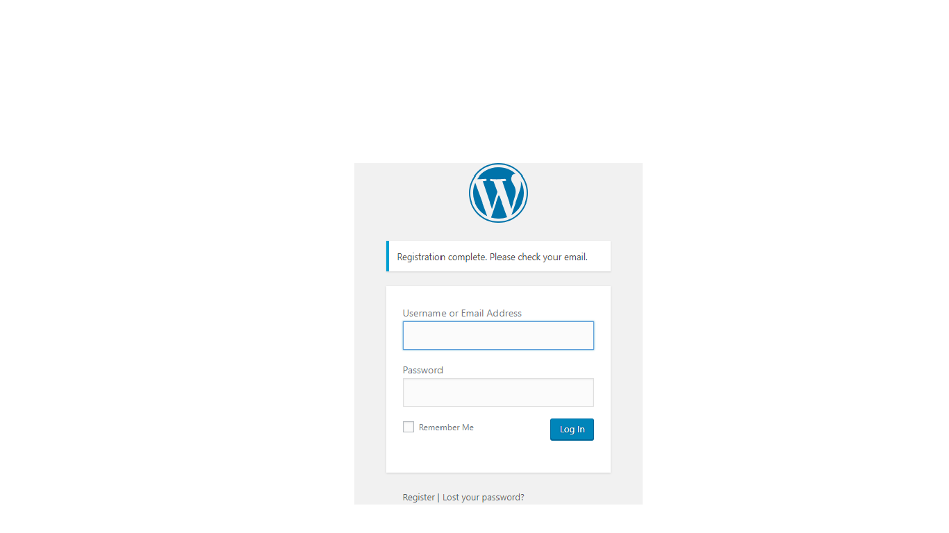 User activation email wordpress email template when user register successfully activated maxwellsz