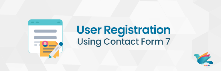 User Registration Using Contact Form 7