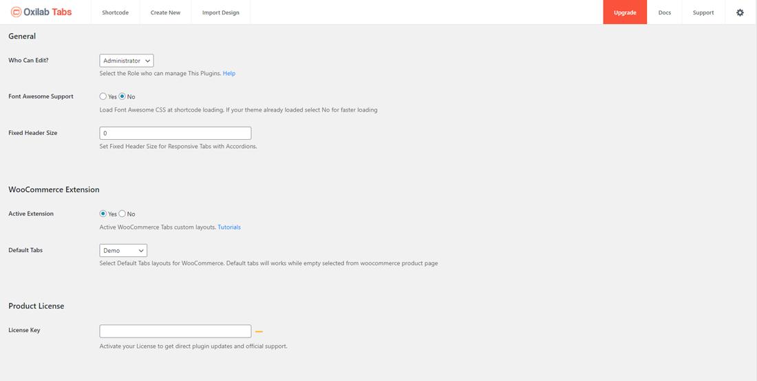 Tabs – Responsive Tabs with Accordions – WordPress plugin
