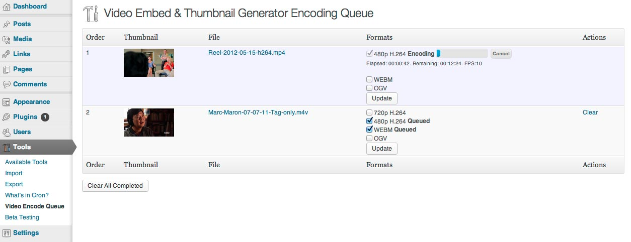 Video Embed & Thumbnail Generator – WordPress plugin