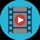 Videojs HTML5 Player logo
