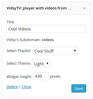 vidsy screenshot 6