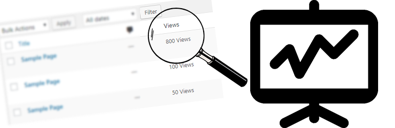 Views Counter – Pages/Posts