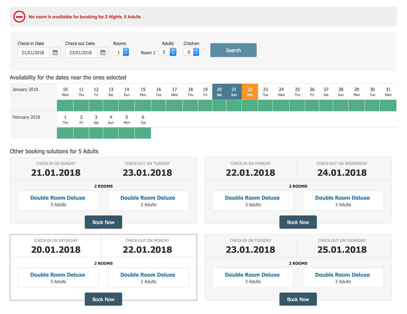 VikBooking Hotel Booking Engine & PMS – WordPress plugin | WordPress org